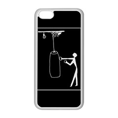 Drawing  Apple Iphone 5c Seamless Case (white)