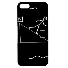 Drawing Apple Iphone 5 Hardshell Case With Stand
