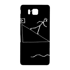 Drawing Samsung Galaxy Alpha Hardshell Back Case