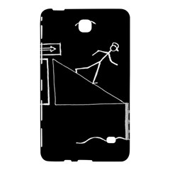 Drawing Samsung Galaxy Tab 4 (7 ) Hardshell Case  by ValentinaDesign