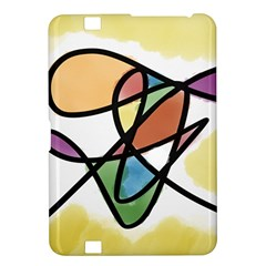 Abstract Art Colorful Kindle Fire Hd 8 9