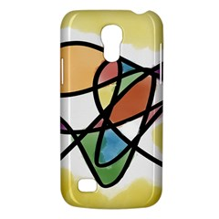 Abstract Art Colorful Galaxy S4 Mini by Modern2018