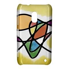 Abstract Art Colorful Nokia Lumia 620
