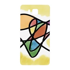 Abstract Art Colorful Samsung Galaxy Alpha Hardshell Back Case