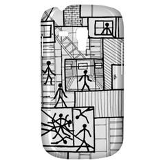Drawing Galaxy S3 Mini