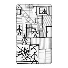 Drawing Samsung Galaxy Tab S (8 4 ) Hardshell Case