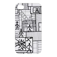 Drawing Apple Iphone 4/4s Premium Hardshell Case