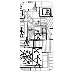 Drawing Apple Iphone 5 Classic Hardshell Case