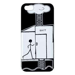 Drawing Iphone 5s/ Se Premium Hardshell Case