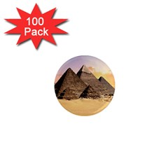 Ancient Archeology Architecture 1  Mini Magnets (100 Pack)