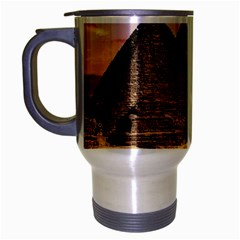 Ancient Archeology Architecture Travel Mug (silver Gray) by Modern2018