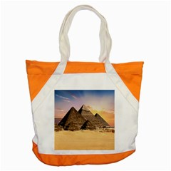 Ancient Archeology Architecture Accent Tote Bag