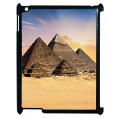 Ancient Archeology Architecture Apple Ipad 2 Case (black)