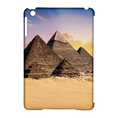 Ancient Archeology Architecture Apple Ipad Mini Hardshell Case (compatible With Smart Cover)