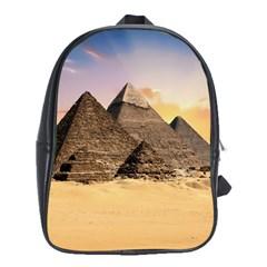 Ancient Archeology Architecture School Bag (xl)