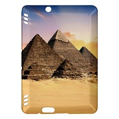 Ancient Archeology Architecture Kindle Fire Hdx Hardshell Case