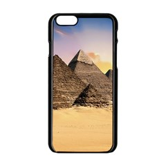 Ancient Archeology Architecture Apple Iphone 6/6s Black Enamel Case