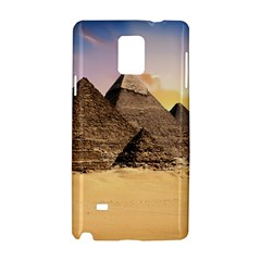 Ancient Archeology Architecture Samsung Galaxy Note 4 Hardshell Case