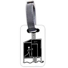 Drawing Luggage Tags (two Sides)