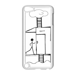 Drawing Apple Ipod Touch 5 Case (white)