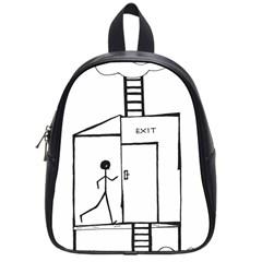 Drawing School Bag (small)