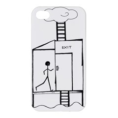 Drawing Apple Iphone 4/4s Hardshell Case