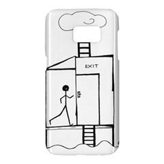 Drawing Samsung Galaxy S7 Hardshell Case
