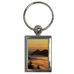 Homberg Clouds Selva Marine Key Chains (rectangle)