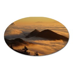 Homberg Clouds Selva Marine Oval Magnet