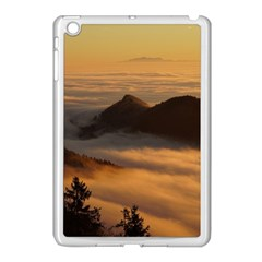 Homberg Clouds Selva Marine Apple Ipad Mini Case (white)