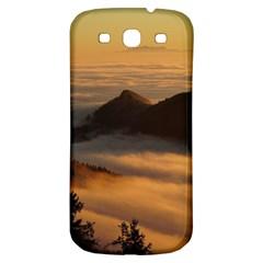 Homberg Clouds Selva Marine Samsung Galaxy S3 S Iii Classic Hardshell Back Case