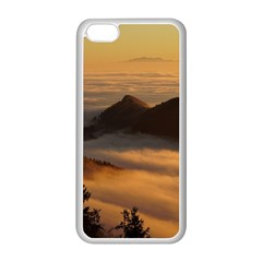 Homberg Clouds Selva Marine Apple Iphone 5c Seamless Case (white)