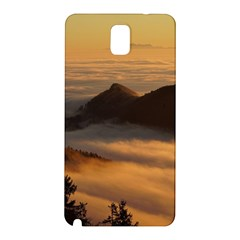 Homberg Clouds Selva Marine Samsung Galaxy Note 3 N9005 Hardshell Back Case