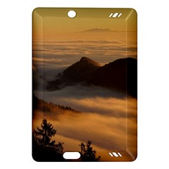 Homberg Clouds Selva Marine Amazon Kindle Fire Hd (2013) Hardshell Case