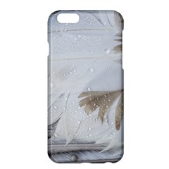 Feather Brown Gray White Natural Photography Elegant Apple Iphone 6 Plus/6s Plus Hardshell Case by yoursparklingshop