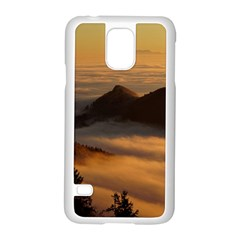 Homberg Clouds Selva Marine Samsung Galaxy S5 Case (white)