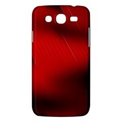 Red Black Abstract Samsung Galaxy Mega 5 8 I9152 Hardshell Case