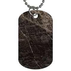 Marble Tiles Rock Stone Statues Dog Tag (one Side)