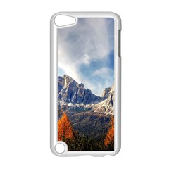 Dolomites Mountains Italy Alpine Apple Ipod Touch 5 Case (white)