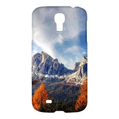 Dolomites Mountains Italy Alpine Samsung Galaxy S4 I9500/i9505 Hardshell Case