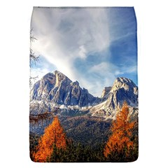 Dolomites Mountains Italy Alpine Flap Covers (s)