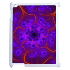 Fractal Mandelbrot Apple Ipad 2 Case (white)