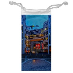 Architecture Modern Building Jewelry Bag