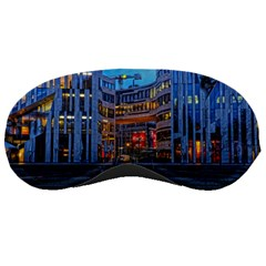 Architecture Modern Building Sleeping Masks