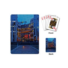 Architecture Modern Building Playing Cards (mini)