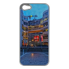 Architecture Modern Building Apple Iphone 5 Case (silver)
