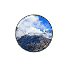 Mountains Alpine Nature Dolomites Hat Clip Ball Marker (10 Pack)