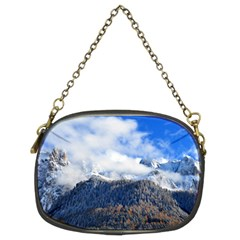 Mountains Alpine Nature Dolomites Chain Purses (two Sides)