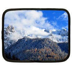 Mountains Alpine Nature Dolomites Netbook Case (xl)