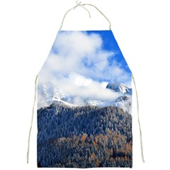 Mountains Alpine Nature Dolomites Full Print Aprons